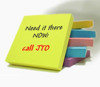 JTO Courier, Same day, rush, expedite services, Cambridge